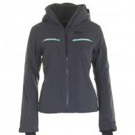 Helly Hansen W Alphelia Ski Jacket, women, graphite blue