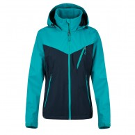 Kilpi Ortler-W rainjacket, women, dark blue