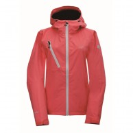 2117 of Sweden Götene, Rain Jacket, women, blush red