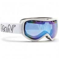 Demon Raptor OTG ski goggle, matt white