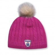 Kama Fashion hat, with tassel, pink