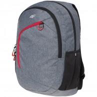 4F Mini, Backpack, 6 L, kids, dark grey