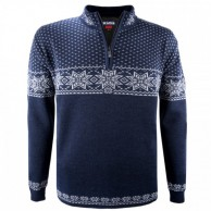 Kama Thor Merino Sweater, men, navy