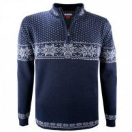 Kama Thor Merino Sweater, men, navy