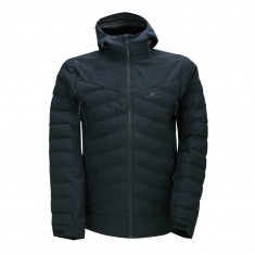 2117 of Sweden ECO Sågen MS jacket, men, dark grey
