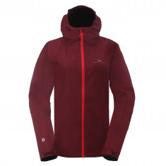 2117 of Sweden Flistad, Rain Jacket, women, wine red