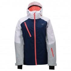 2117 of Sweden Grytnäs LS ski jacket, women, navy
