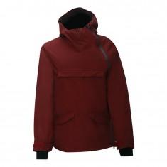 2117 of Sweden Hentorp shell jacket, men, wine red