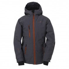 2117 of Sweden Knatten, ski jacket, junior, aop