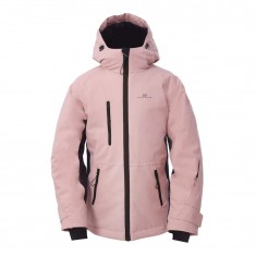 2117 of Sweden Knatten, ski jacket, junior, dusty rose