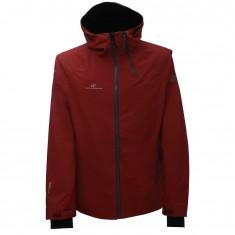 2117 of Sweden Krama, shell jacket, men, wine red