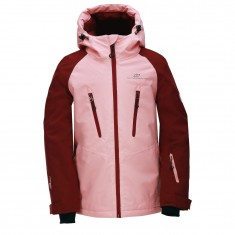 2117 of Sweden Lammhult, ski jacket, junior, coral