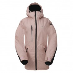 2117 of Sweden Lanna, ski jacket, women, dusty rose