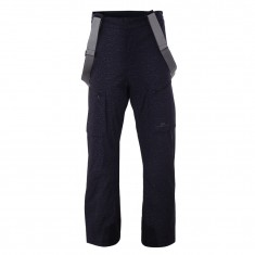 2117 of Sweden Lanna, ski pants, men, black
