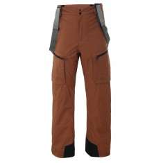 2117 of Sweden Lanna, ski pants, men, rusty