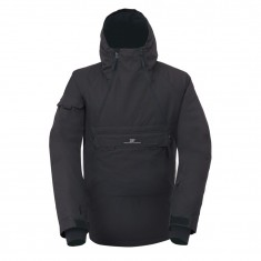 2117 of Sweden Liden, anorak, men, black