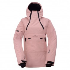 2117 of Sweden Liden, anorak, women, dusty rose