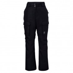 2117 of Sweden Liden, ski pants, women, black