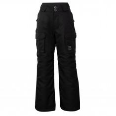 2117 of Sweden Lillhem, ski pants, junior, Black