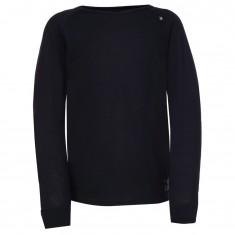 2117 of Sweden Ullånger, underwear top, junior, black