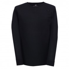 2117 of Sweden Ullånger, underwear top, men, black