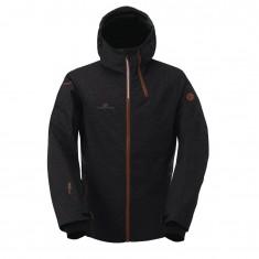 2117 of Sweden Ullvi, shell jacket, men, black
