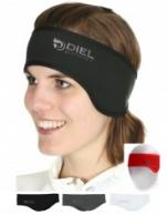 DIEL Headband, microfiber, black