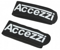 Accezzi ski clips for carving ski
