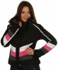 DIEL Ultra, womens ski jacket, black/rose