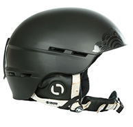Bliss AZ ski helmet, Circle (Black)