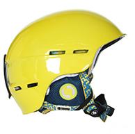 Bliss AZ ski helmet, Yellow