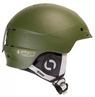 Bliss DTR ski helmet, Olive
