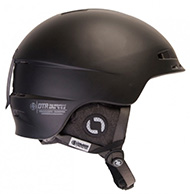 Bliss DTR ski helmet, Black