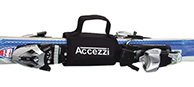 Accezzi ski carrier for carving ski