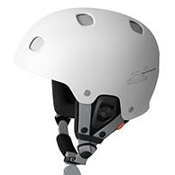 POC Receptor BUG, ski helmet, matte white