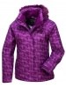 Envy Agur III, womens ski jacket, purple