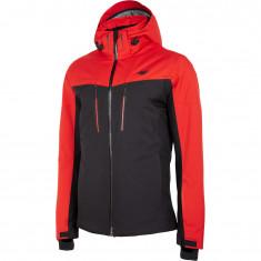 4F Albert, ski jacket, men, red