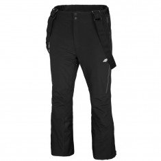 4F Albert, ski pants, men, black