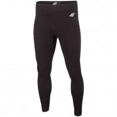 4F baselayer pants, men, black