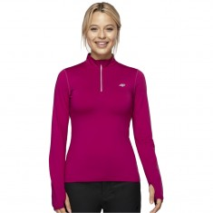 4F baselayer shirt, women, pink