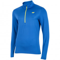 4F midlayer, men, blue