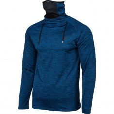 4F midlayer, men, dark blue