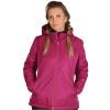 4F Britt womens ski jacket, grey