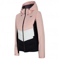 4F Caroline, ski jacket, women, light pink