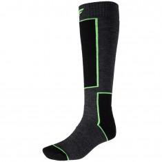 4F Ski Socks, men, dark grey