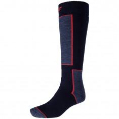 4F Ski Socks, men, dark navy