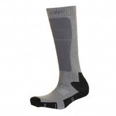 4F Ski Socks, kids, dark grey