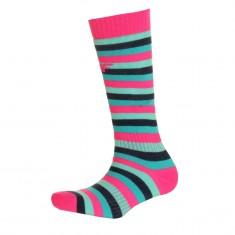 4F Ski Socks, kids, Stripes