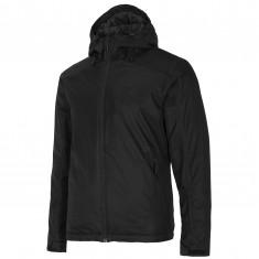 4F Conrad, ski jacket, men, black