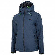 4F Conrad, ski jacket, men, dark blue